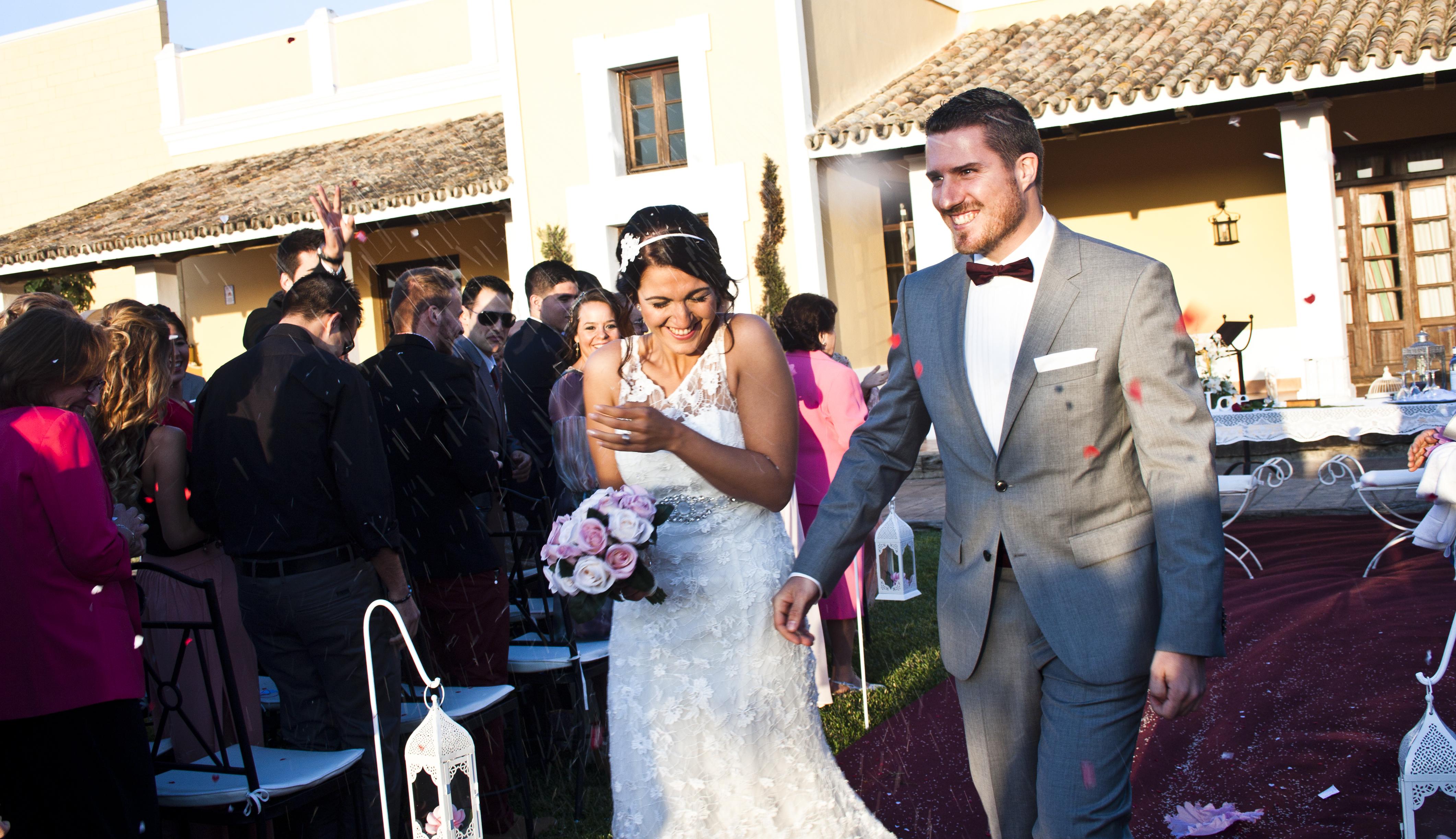 Wordpress tema de la boda