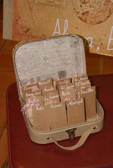 maleta tarjetitas embarque