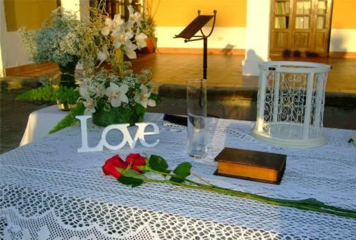 mesa ceremonia