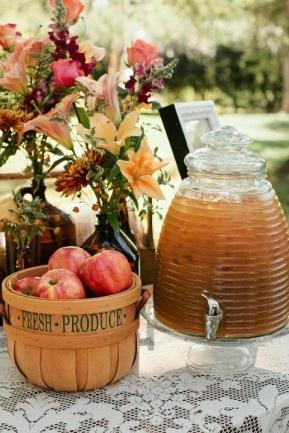 apple cider bar