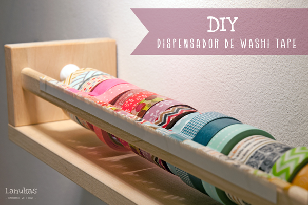 dispensador washi tape