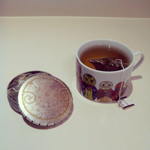 wedding tea