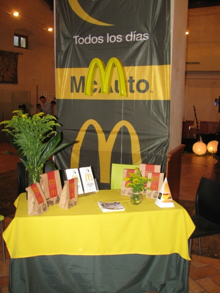 Mcdonals en i do cordoba