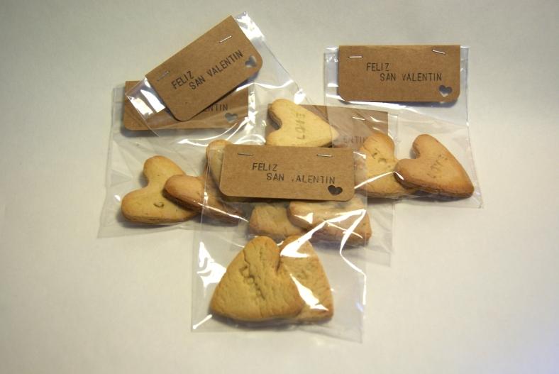 galletas de corazon para bodas