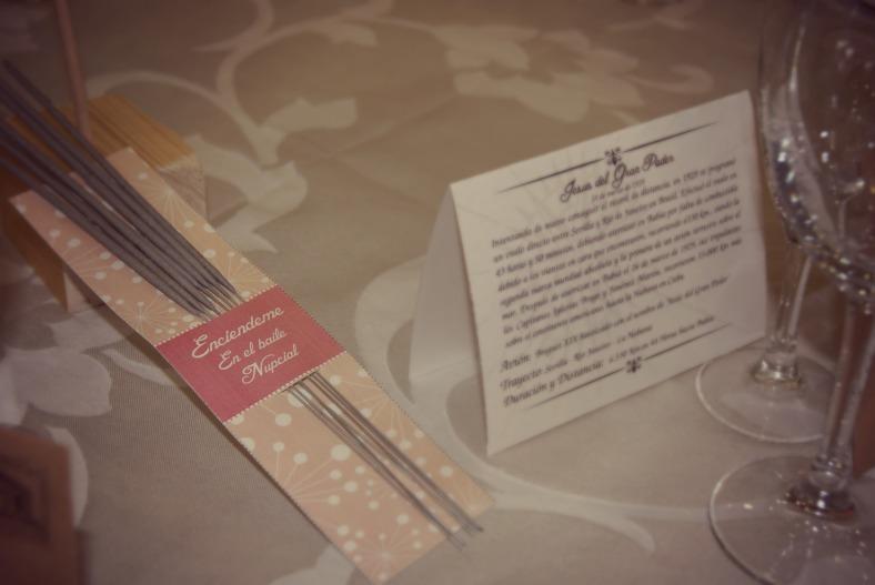 etiqueta bengala boda