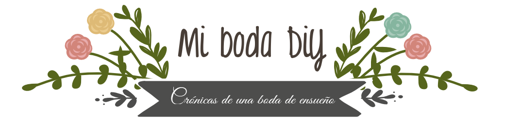 Diy Decoracion Boda ~ mi boda diy cr?nicas de una boda de ensue?o