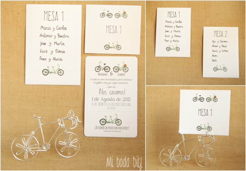 papeleria de bicis