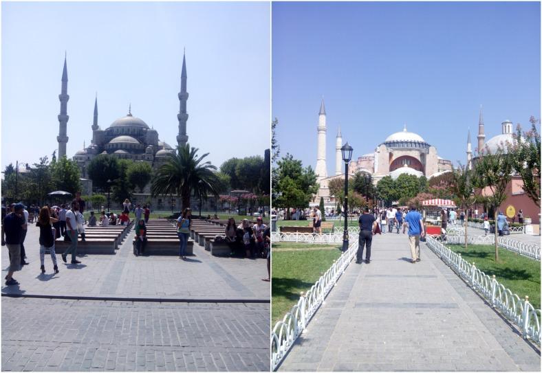 plaza de sultanahmet